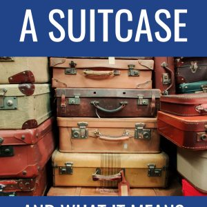 Suitcase or Luggage Dream Meaning
